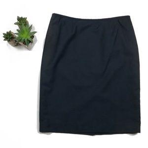 Calvin Klein Blue Skirt #125